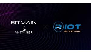 Bitmain подписывает контрольную сделку для 42000 майнеров Antminer S19j с помощью Riot Blockchain